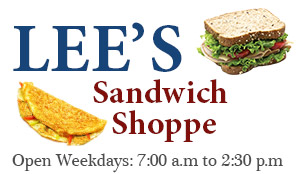 Lee's Sandwich Shoppe